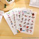 Bộ Sticker trang trí K1671 30g