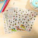 Bộ Sticker trang trí Bonnie K1681 30g
