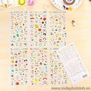 Bộ Sticker trang trí Seoul K1685 30g