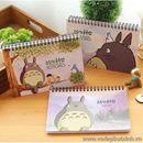 Sổ nhật ký kế hoạch để bàn Totoro S0887 210g