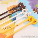 Bút bi nước thỏ gấu vịt B0414 10g