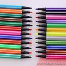 Bộ bút dạ 24 màu B0486 140g