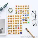 Bộ sticker Emoji K1817 23g