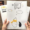 Vở thếp bìa trong Polar Bear S1052