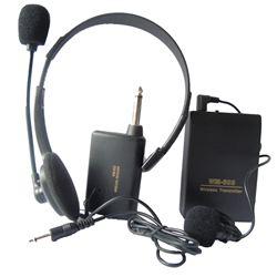 Bộ Microphone Không Dây WM-603