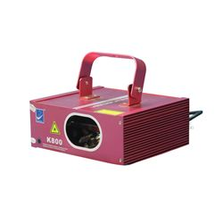 Hệ thống đèn laser K800