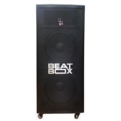 Loa kéo di động 2 bass Acnos BeatBox KB62