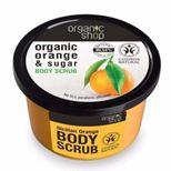 Tẩy da chết toàn thân Organic Shop hương cam