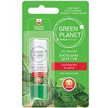 Son dưỡng môi Green Planet - Bạc hà