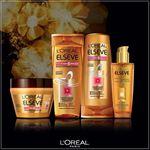 Review trọn bộ chăm sóc tóc L'Oreal Elseve