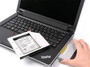 Caddy bay lắp ổ cứng thứ 2 cho laptop (dày 12,7mm)