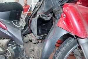Lọc gió bẩn - nguyên nhân tốn xăng của xe máy