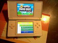 Nintendo DS LITE 2nd + THẺ R4 16G FULLGAME 200 trò