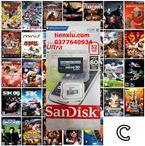 thẻ 32 g Full game PSP xịn chính hãng