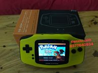 gameboy advance pro 4 đèn 2019