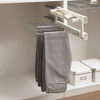 Giá treo quần đơn cao cấp EVA400- phụ kiện tủ áo