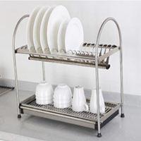 Giá để bát đĩa lắp ngoài gắn tường EU04.600 - Phụ kiện tủ bếp