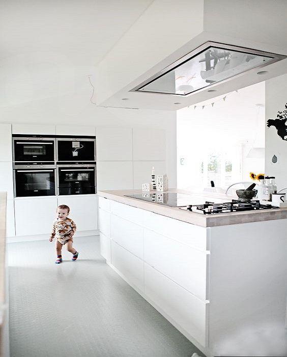 Phong cách mới cho căn bếp