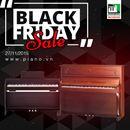 Black Friday - ngày hội mua đàn piano giá siêu rẻ tại Minh Thanh PIANO