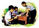 """Sheet nhạc piano """"Người thầy - Nguyễn Nhất Huy"""""""