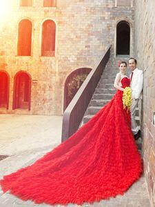 Váy cưới Thủy Tiên