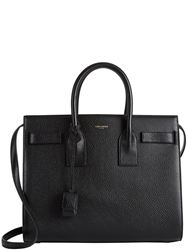 TÚI XÁCH SAINT LAURENT SAC DE JOUR BLACK