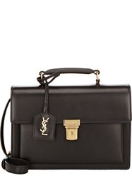 TÚI SAINT LAURENT HIGH SCHOOL SATCHEL IN BLACK
