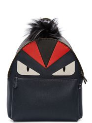 BALO FENDI MONSTER FUR TRIMMED