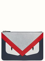 TÚI CLUTCH FENDI MULTICOLOURED