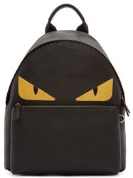 BALO FENDI MONSTER EYES LEATHER