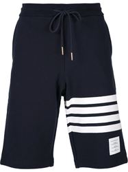 QUẦN SHORT THOM BROWNE STRIPED DETAIL