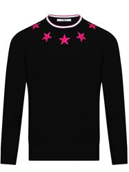 ÁO LEN GIVENCHY STARS EMBROIDERED