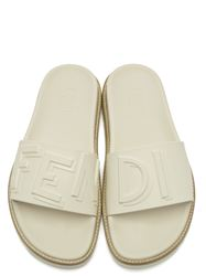 DÉP FENDI WHITE RUBBER