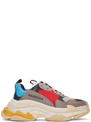 GIÀY BALENCIAGA MULTICOLOR TRIPLE S SNEAKERS