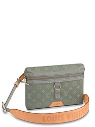 TÚI LOUIS VUITTON MESSENGER MONOGRAM TITANIUM