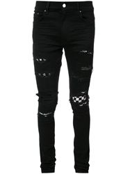 QUẦN JEANS AMIRI ART PATCH