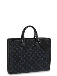 TÚI XÁCH LOUIS VUITTON GRAND SAC BLUE MONOGRAM
