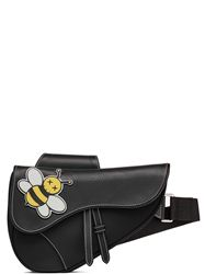 TÚI DIOR x KAWS BEE SADDLE BAG
