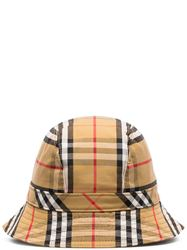 MŨ BURBERRY MULTICOLOURED VINTAGE CHECK