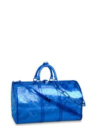 TÚI LOUIS VUITTON KEEPALL 50 BLUE