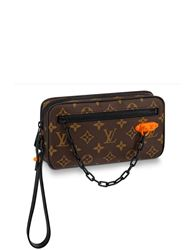 TÚI CLUTCH LOUIS VUITTON MONOGRAM