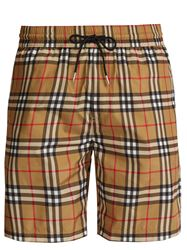 QUẦN BURBERRY VINTAGE CHECK SWIM SHORTS