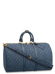 TÚI LOUIS VUITTON KEEPALL 50 DENIM