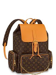 BALO LOUIS VUITTON TRIO MONOGRAM