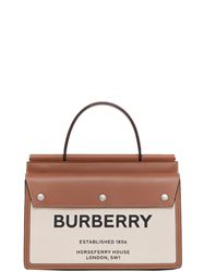 TÚI BURBERRY HORSEFERRY TITTLE POCKET