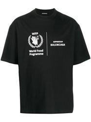 ÁO PHÔNG BALENCIAGA WFP PRINTED