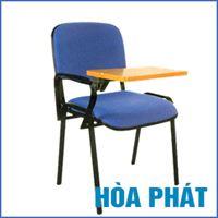 Ghế phòng họp VT3B bàn viết nhựa