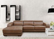 Bộ ghế sofa SF107A Da thật