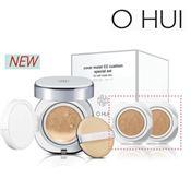 Ohui Cover Moist CC Cushion - Phấn nước trang điểm 3 trong 1