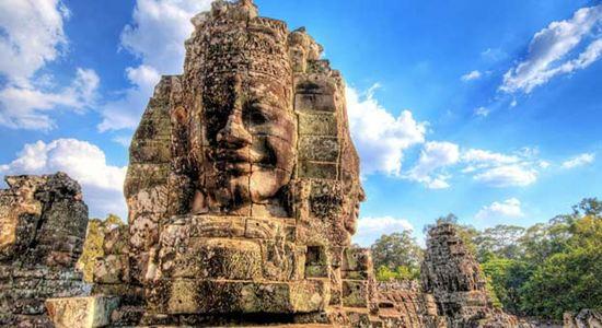 Biển hồ cao nguyên Cambodia (Phnompenh - Sihanoukville - Bokor)